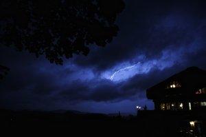 Donnerwetter und Potz Blitz