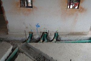 Ein Hoch auf unseren Sanitär